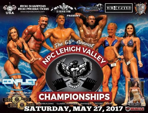 Look for Conflict at the 68th NPC Lehigh Valley Championships!